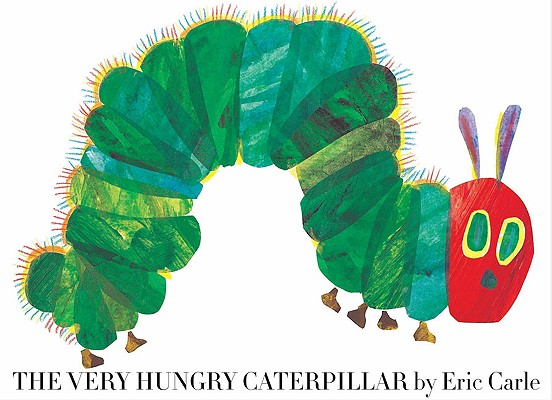 The Very Hungry Caterpillar: Giant Hardcover Edition Cover Image