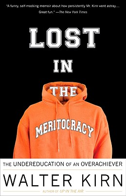 Lost in the Meritocracy Cover