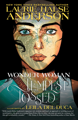 Wonder Woman: Tempest Tossed Cover Image