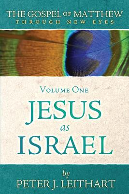 The Gospel of Matthew Through New Eyes Volume One: Jesus as Israel Cover Image