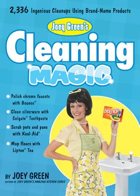 Joey Green's Cleaning Magic Cover