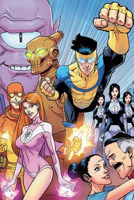 Cover for Invincible