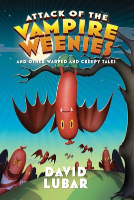 Attack of the Vampire Weenies Cover