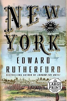 New York: The Novel Cover Image