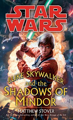 Luke Skywalker and the Shadows of the Mindor Cover