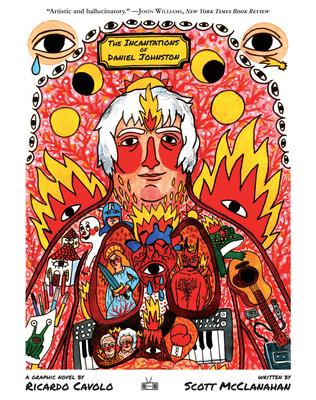 The Incantations of Daniel Johnston Cover Image