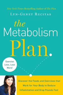 The Metabolism Plan cover image
