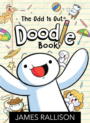 The Odd 1s Out Doodle Book Cover Image