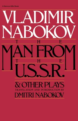 Man from the USSR Cover