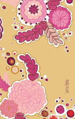 RVR 1960 Santa Biblia con Referencias  (diseno floral) Cover
