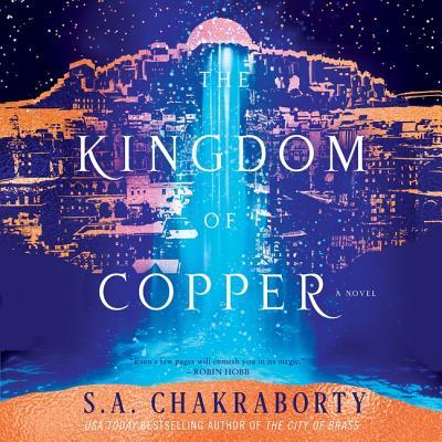 The Kingdom of Copper Cover Image