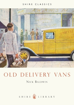 Old Delivery Vans Cover