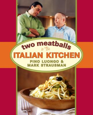 Two Meatballs in the Italian Kitchen Cover Image