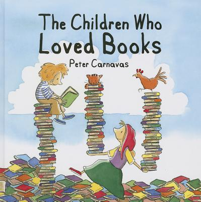 The Children Who Loved Books Cover