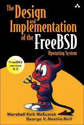 Cover for The Design and Implementation of the Freebsd Operating System