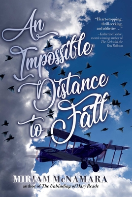 Cover for An Impossible Distance to Fall