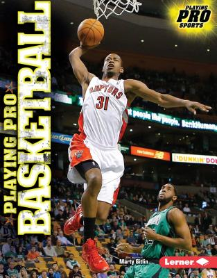 Cover for Playing Pro Basketball (Playing Pro Sports)