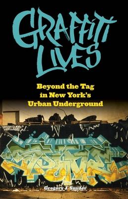 Graffiti Lives Cover