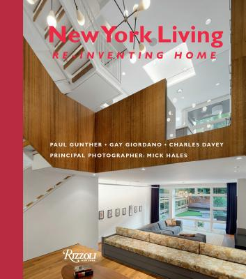 New York Living: Re-Inventing Home Cover Image