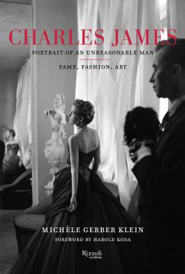 Cover for Charles James