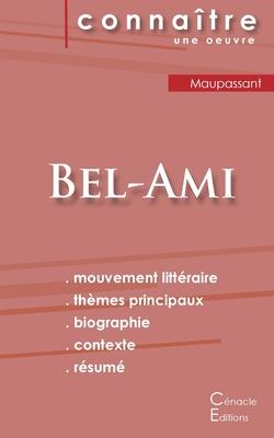 Fiche de lecture Bel-Ami de Guy de Maupassant (Analyse littéraire de référence et résumé complet) Cover Image