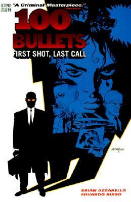 100 Bullets Vol. 1 Cover
