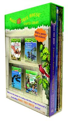 Magic Tree House Starter Library Boxed Set Cover