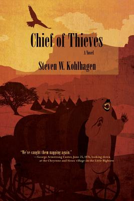 Cover for Chief of Thieves, A Novel (Softcover)