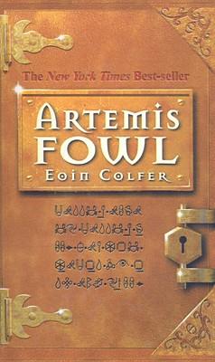 Artemis Fowl Cover Image