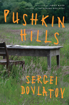 Cover for Pushkin Hills