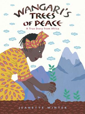Wangari's Trees of Peace Cover