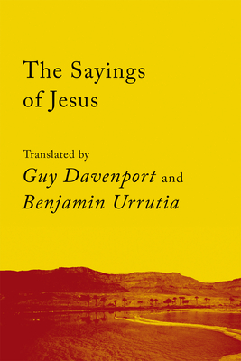The Sayings of Jesus: The Logia of Yeshua (Counterpoints) Cover Image