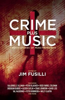 Crime Plus Music Cover
