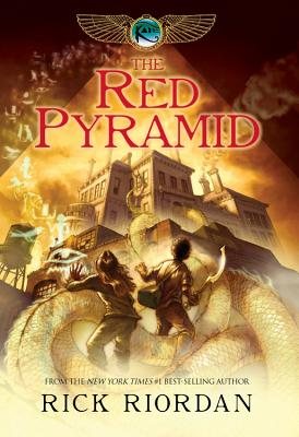 The Red Pyramid Cover