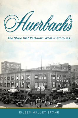 Auerbach's: The Store That Performs What It Promises (Landmarks) Cover Image
