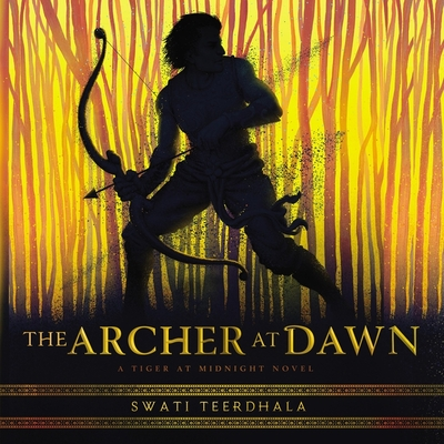 The Archer at Dawn Cover Image