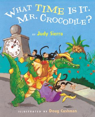 What Time Is It, Mr. Crocodile? Cover