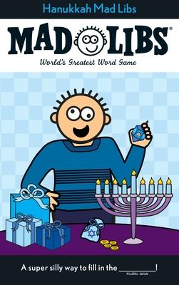 Hanukkah Mad Libs Cover Image