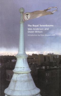 The Royal Tenenbaums Cover