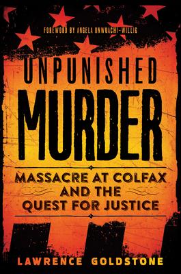 Cover for Unpunished Murder