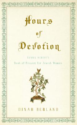 Hours of Devotion Cover
