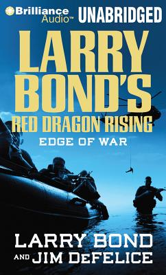 Red Dragon Rising: Edge of War Cover Image
