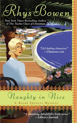 Naughty in Nice (A Royal Spyness Mystery #5) Cover Image