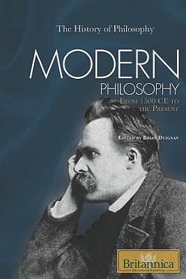 Modern Philosophy: From 1500 CE to the Present (History of Philosophy) Cover Image
