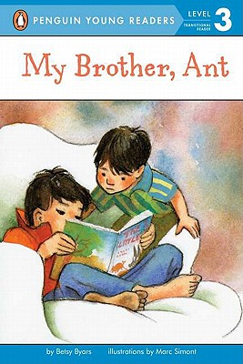 My Brother, Ant (Penguin Young Readers, Level 3) Cover Image