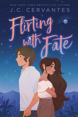 Cover for Flirting with Fate