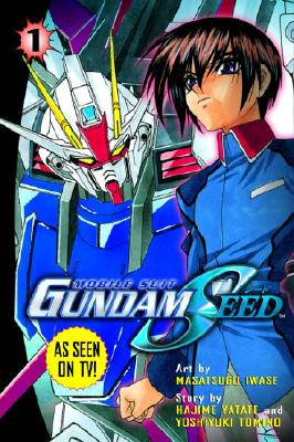 Gundam SEED Vol. 1 Cover