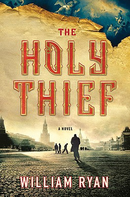 The Holy Thief Cover
