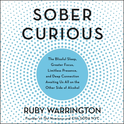 Cover for Sober Curious Lib/E