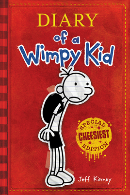 Diary of a Wimpy Kid Cover Image